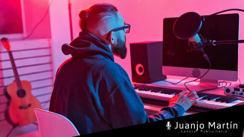 Qué debe tener un buen Home Studio – Juanjo Martín Locutor