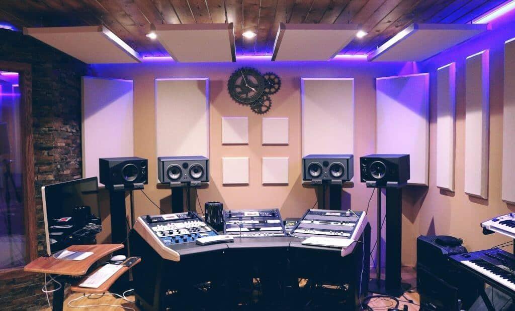 Studio de grabación